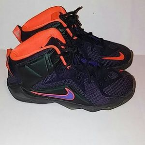 best website 8a15a 00d36 Nike. Nike LeBron James Kids Sneakers